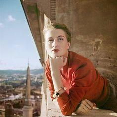model actress Capucine