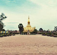 Diario de viaje 12- Vientiane, la capital