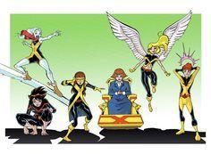 cyclops x-men girl - Google Search