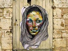 Florilège: HOPARE - STREET ART - FRANCE