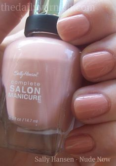 Sally Hansen - Nude Now