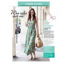 Lots of Free sewing patterns in French language