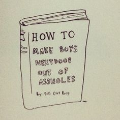 just fall out boy things | books pete wentz fall out boy doodle Patrick Stump joe trohman andy ...
