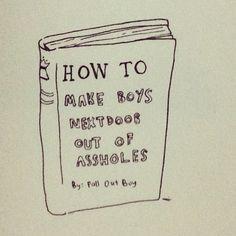 just fall out boy things | books pete wentz fall out boy doodle Patrick Stump joe trohman andy ...