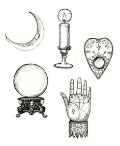 Mystical Talismans - These Friday the 13th Tattoos Will Prove It's Not So Unlucky After All - Photos