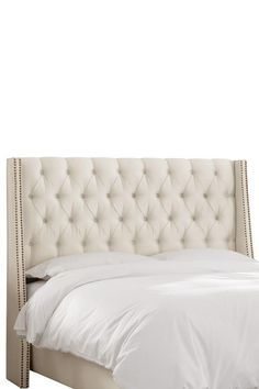Custom Upholstered Headboards custom cardon upholstered headboard - custom upholstered