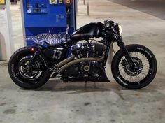 cafe harleys - Page 2 - Harley Davidson Forums