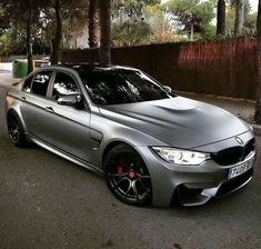BMW F80 M3 frozen grey