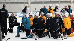 San Jose Sharks' Training Camp Roster Has Been Reduced to 37 Players Photo Courtesy: sjsharks.com – Sports4U2