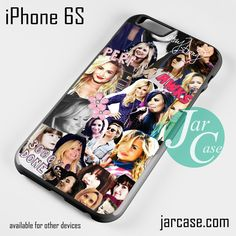 Demi Lovato Collage Pict Phone case for iPhone 6/6S/6 Plus/6S plus