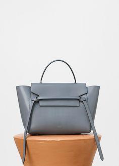 88de8f822954 Mini Belt Bag in Supersoft Calfskin - セリーヌについて デザイナーハンドバッグ, レザーのハンドバッグ,