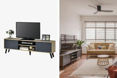 Trendy and Affordable: 12 Furniture Pieces To Get on Shopee | Qanvast Settee Sofa, Trendy Furniture, Interior Design Living Room, Living Room Furniture, Minimalist, Layout, Home Decor, Hall Furniture, Decoration Home