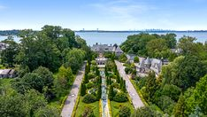 Inside a $55 Million Compound on Long Island's Gold Coast – Robb Report Great Neck New York, Three Bridges, Doll House Plans, Mansions For Sale, Waterfront Property, Interior Photography, Water Slides, Estate Homes, Gold Coast