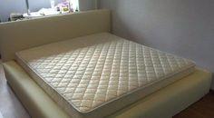 Мастер-класс по изготовлению двуспальной кровати с огромным бельевым отделением