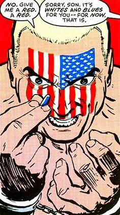 Nuke, Marvel Comics, 1986.