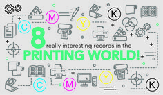8 Really interesting records in the printing world! – The Ink Fish Print Studio Fish Print, Interesting Reads, Just Love, Creative Design, Bollywood, Boss, Bullet Journal, Facts, Movie