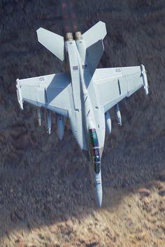 F-18 Full Afterburn | AGM