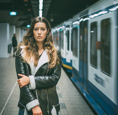Beautiful Street Portrait Photography by Dennis Heeringa #inspiration #photography