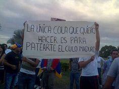Quiero hacer esa cola #resistenciavenezuela