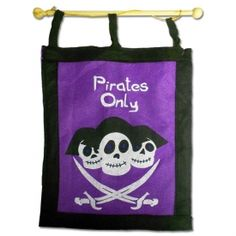 Pirates Only Banner - PurePirate.com