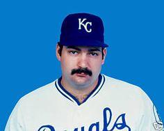 Steve Balboni 1984-1988.