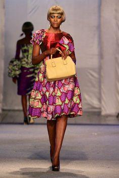Alain Niava @ Kinshasa Fashion Week 2013 | FashionGHANA.com (100% African Fashion)