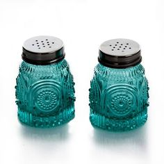 The Pioneer Woman Adeline Glass Salt And Pepper Shaker Set - Walmart.com