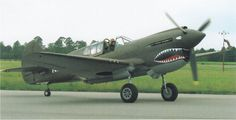 AirplanesGoneWild, US 1941-05709 P-40E 2009 to N2416X