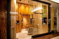 Mariah Rovery store by Estúdio Chao, São Paulo – Brazil Shop Front Design, Store Design, Sao Paulo Brazil, Wall Fixtures, Retail Interior, Retail Shop, Boutique Shop, Retail Design, Wall Design