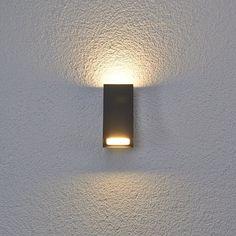 Applique d extérieur LED carrée Weerd