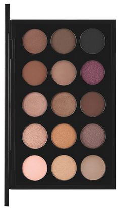 MAC Nordstrom Naturals Palette...beautiful collection of neutrals!