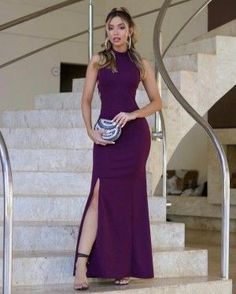Unique Satin Long Prom Dresses, Elegant | burgundypromdress Formal Evening Dresses, Elegant Dresses, Prom Dresses, Wedding Dresses, Fashion Beauty, Womens Fashion, Purple Wedding, How To Cook Steak, Perfect Fit