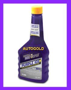 Royal Purple ICE: additivo alte prestazioni per radiatore. Si aggiunge alla tradizionale miscela di acqua + antigelo e incremente notevolmente la protezione del circuito e le prestazioni di raffreddamento