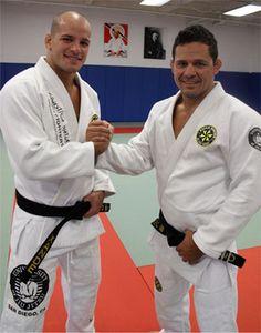 Xande and Saulo Ribeiro