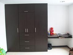 Resultado de imagen para mueble esquinero closet y escritorio
