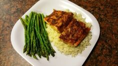 Baked Chili Salmon