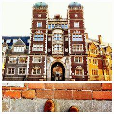 The Quad. University Of Pennsylvania. #lookdownlookup #upenn
