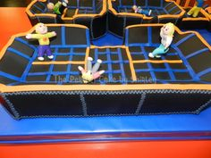 jump zone trampoline instructions