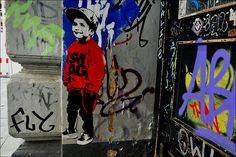 "Street art ""SWAG"" (Hamburg, Germany) by Marshal Arts"