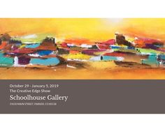Schoolhouse Gallery invitation Main Street, Homeschool, Invitation, Abstract, Gallery, Creative, Wall, Painting, Summary