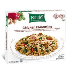 Kashi® Frozen Entrees Chicken Florentine