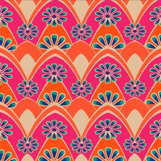 Surface design for textiles and laminate // Campervan