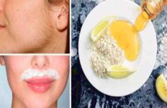 In Just 15 Minutes These 3 Ingredients Will Remove Facial Hair Forever! (In Just 15 Minutes These 3 Ingredients Will Remove Facial Hair Forever!) Issues with Beauty Secrets, Beauty Hacks, Salud Natural, Unwanted Hair, Unwanted Facial, Tips Belleza, Face Hair, Laser Hair Removal, Natural Home Remedies