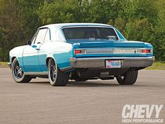Chevelle SS '66