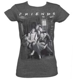Ladies Friends Vintage T-Shirt Friends Tv Show Gifts, I Love My Friends, Disney Outfits, Disney Clothes, Friend Outfits, Movie T Shirts, Vintage Tees, Cool T Shirts, Vintage Outfits