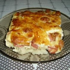 Lasagna, French Toast, Breakfast, Ethnic Recipes, Food Time, Gastronomia, Morning Coffee, Lasagne