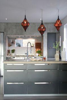 IMG_1830 Concrete Kitchen, Rust, Scandinavian, Kitchens, Table, Furniture, Design, Home Decor, Modern