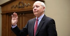 IRS Commissioner John Koskinen is slated to come before the Judiciary Committee…