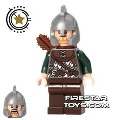 Lego Minifigures Game of Thrones Medieval Knight Soldier of Gondor Gandalf Gimli