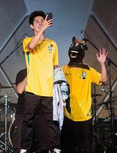 One Ok Rock, American Tours, Ambition, Brazil, Moon, Eat, Instagram, Entertainment